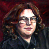 Monica L. Minden, 1999 - commission from live sitting