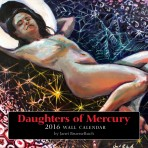 Daughters of Mercury 2016 Calendar